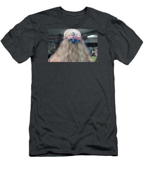 Guest Hairpiece Men's T-Shirt (Athletic Fit)
