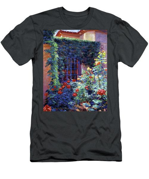 Guesthouse Rose Garden Men's T-Shirt (Athletic Fit)