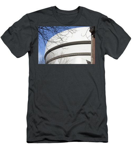Guggenhiem Color II Men's T-Shirt (Athletic Fit)