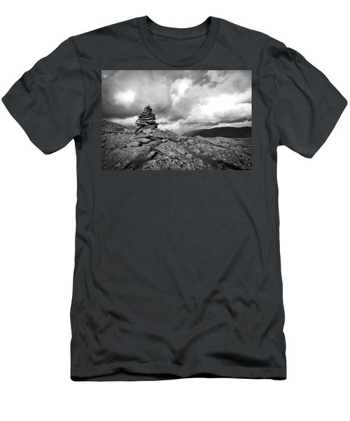 Guide In The Clouds Men's T-Shirt (Athletic Fit)