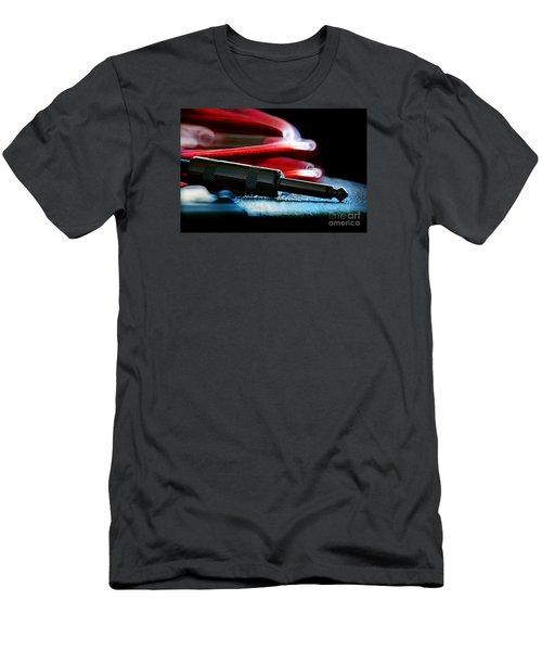 Guitar Jack Men's T-Shirt (Athletic Fit)