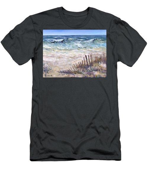 Gulf Coast Perdido Key Men's T-Shirt (Athletic Fit)