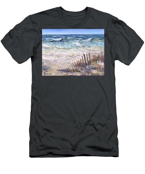 Gulf Coast Perdido Key Men's T-Shirt (Athletic Fit)