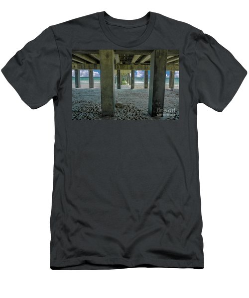 Gulf Shores Park And Pier Al 1649 Men's T-Shirt (Athletic Fit)