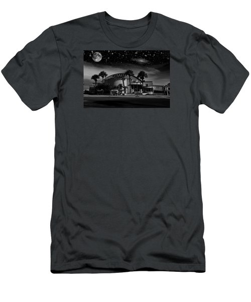 Gulfport Men's T-Shirt (Slim Fit) by Kevin Cable