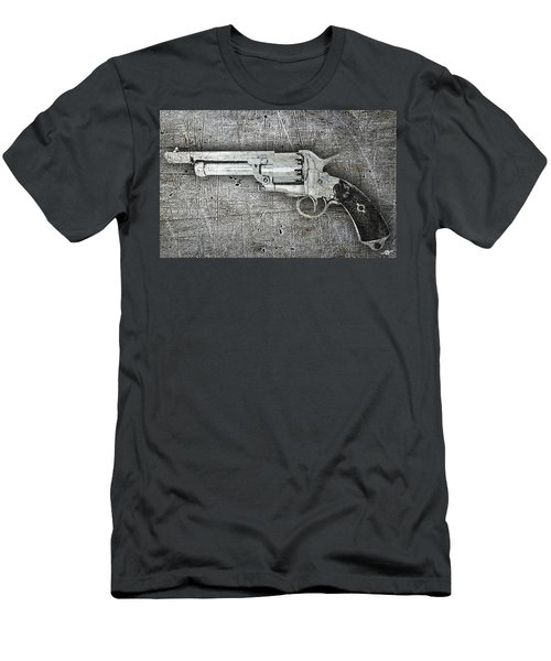 Shot The Sheriff Men's T-Shirt (Athletic Fit)