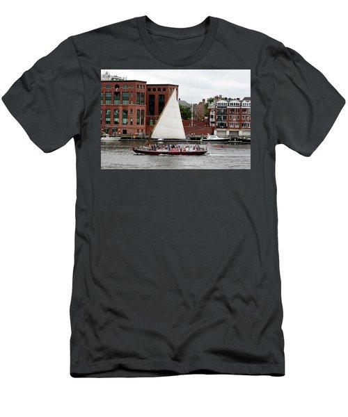 Gundalow Men's T-Shirt (Athletic Fit)