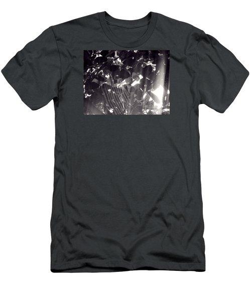 Men's T-Shirt (Slim Fit) featuring the photograph Gv Spider Phenomena by Megan Dirsa-DuBois