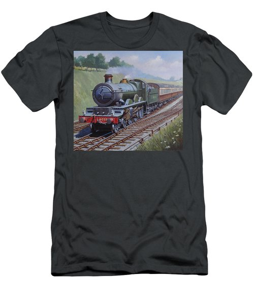 Gwr Star Class Men's T-Shirt (Athletic Fit)