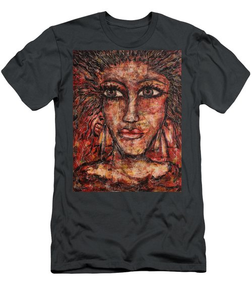 Gypsy Men's T-Shirt (Slim Fit) by Natalie Holland