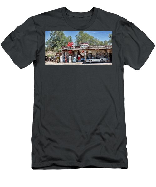 Hackberry General Store On Route 66, Arizona Men's T-Shirt (Athletic Fit)