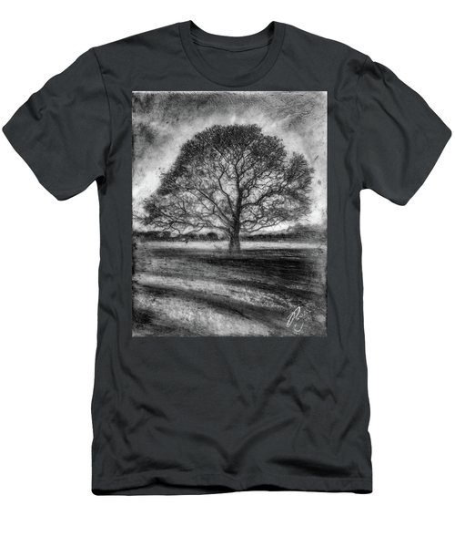 Hagley Tree 2 Men's T-Shirt (Athletic Fit)
