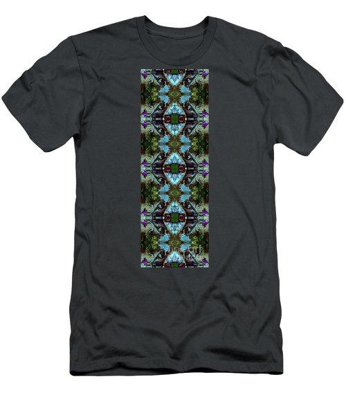 Half Lord Of The Fishes Ardha Matsyendrasana Men's T-Shirt (Athletic Fit)