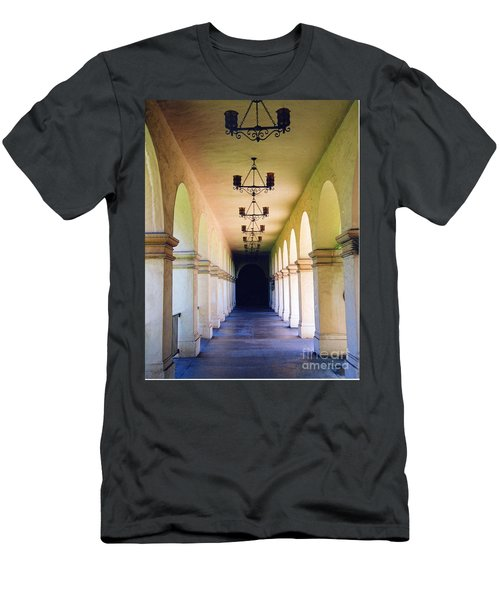 Hallowed Halls Men's T-Shirt (Athletic Fit)