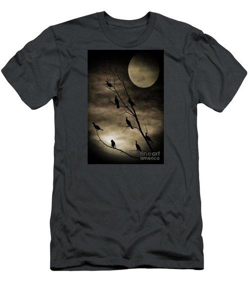 Guardians Of The Lake Men's T-Shirt (Slim Fit) by Elizabeth Winter