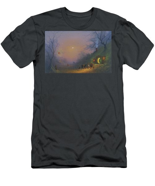 A Shire Halloween  Men's T-Shirt (Athletic Fit)