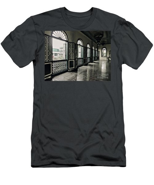 Hallway Men's T-Shirt (Athletic Fit)