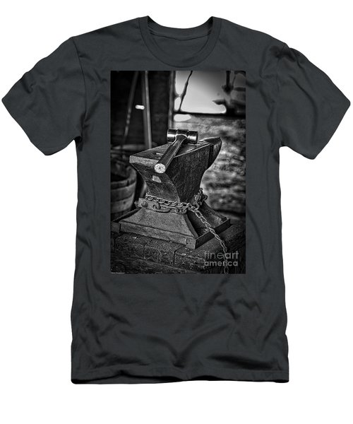 Hammer And Anvil Men's T-Shirt (Athletic Fit)