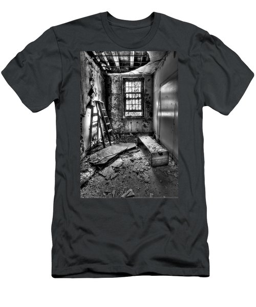 Hammer To Fall Men's T-Shirt (Athletic Fit)
