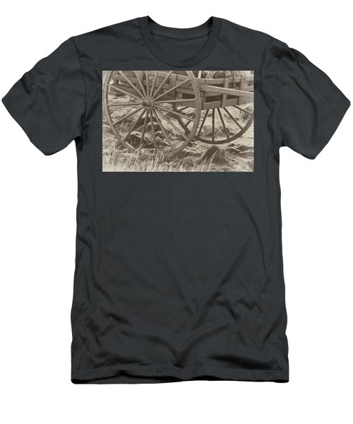 Handcart Men's T-Shirt (Athletic Fit)