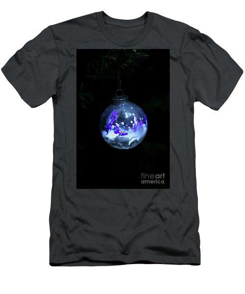 Handpainted Ornament 001 Men's T-Shirt (Slim Fit) by Joseph A Langley