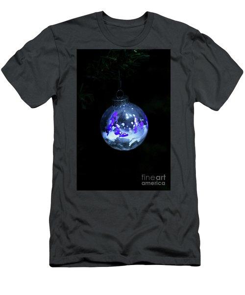 Handpainted Ornament 001 Men's T-Shirt (Athletic Fit)