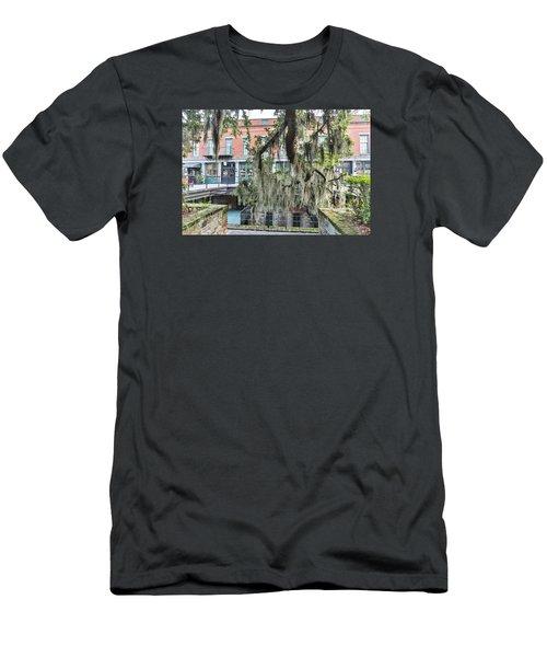 Hangin Loose Men's T-Shirt (Athletic Fit)