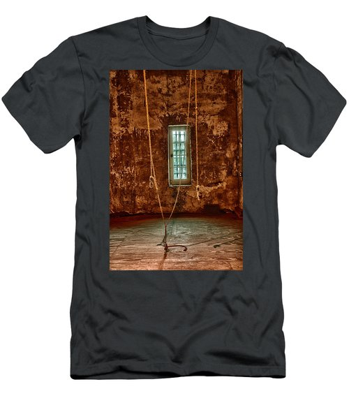 Hanging Room Men's T-Shirt (Athletic Fit)
