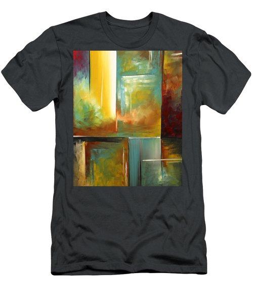 Haphazardous II By Madart Men's T-Shirt (Athletic Fit)