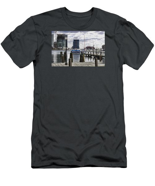 Harbor Men's T-Shirt (Athletic Fit)