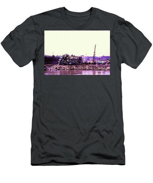 Harlem River Junkyard Men's T-Shirt (Athletic Fit)