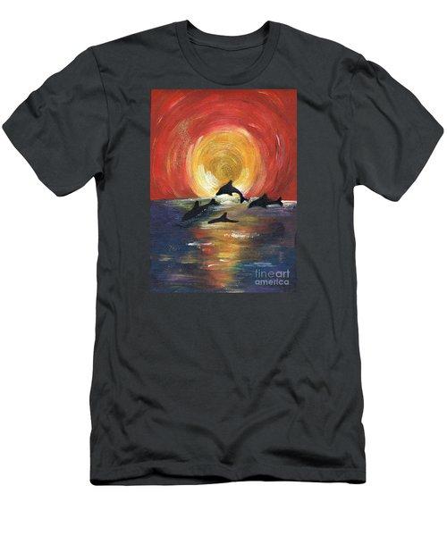 Harmony 2 Men's T-Shirt (Athletic Fit)