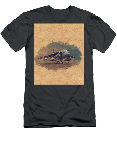Harrier Jumpjet Men's T-Shirt (Athletic Fit)