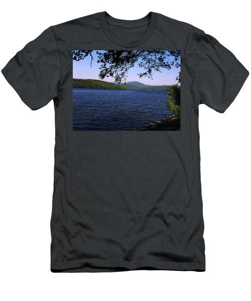 Harriman Men's T-Shirt (Slim Fit) by GJ Blackman
