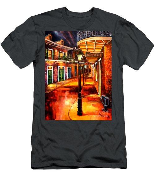 Harrys Corner New Orleans Men's T-Shirt (Athletic Fit)