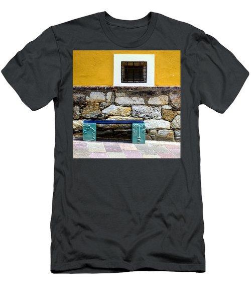 Hartberg Bench Men's T-Shirt (Athletic Fit)
