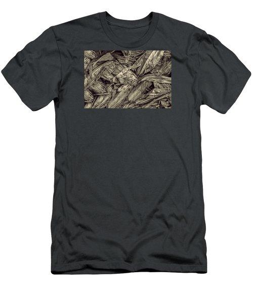 Harvest Men's T-Shirt (Slim Fit) by Pat Cook
