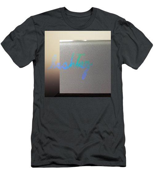 Hashtag Men's T-Shirt (Athletic Fit)
