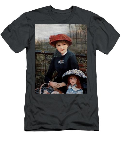 Hat Sense Men's T-Shirt (Athletic Fit)