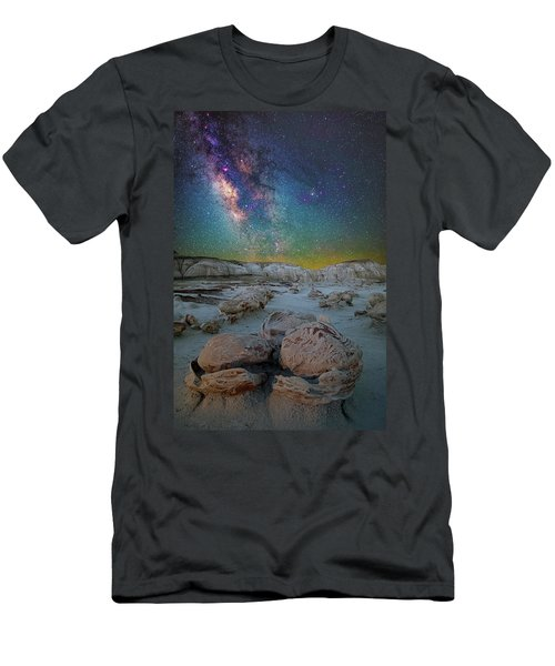 Hatched By The Stars Men's T-Shirt (Athletic Fit)