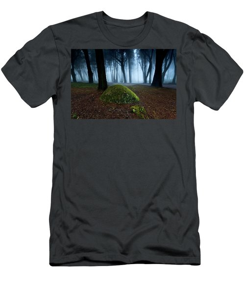 Men's T-Shirt (Slim Fit) featuring the photograph Haunting by Jorge Maia
