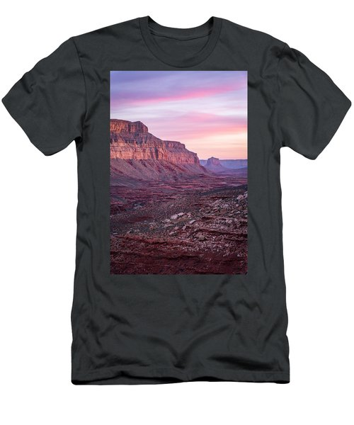 Havasupai Desert Sunrise Men's T-Shirt (Athletic Fit)