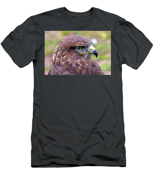 Hawks Eye View Men's T-Shirt (Athletic Fit)