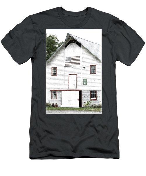 Hay For Sale Men's T-Shirt (Slim Fit) by Nicki McManus