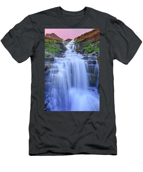 Haystack Creek Men's T-Shirt (Athletic Fit)