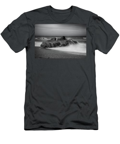 He Enters The Sea Men's T-Shirt (Slim Fit) by Laurie Search