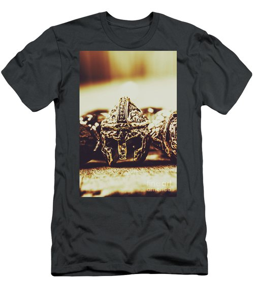 Headdress Of Medieval Antiquity Men's T-Shirt (Athletic Fit)