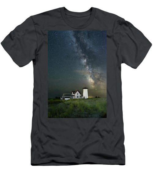 Headless Tower Men's T-Shirt (Athletic Fit)