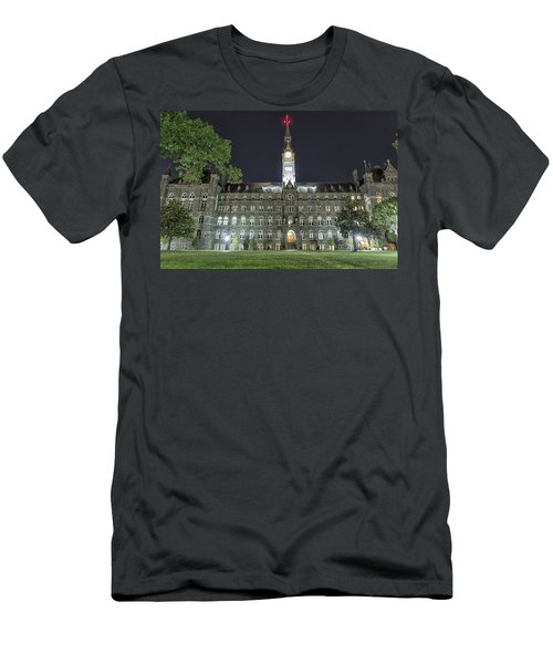 Healy Hall Men's T-Shirt (Athletic Fit)