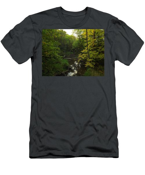 Heart Of The Woods Men's T-Shirt (Athletic Fit)